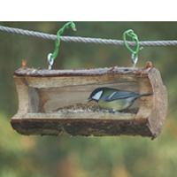 vogel voederbakje